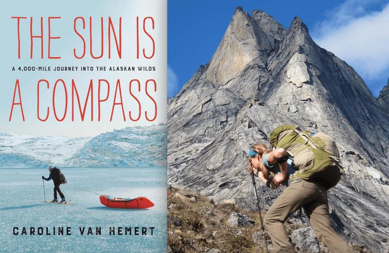 'El sol es una brújula: un viaje de 4.000 millas hacia las tierras salvajes de Alaska' (Reseña del libro)