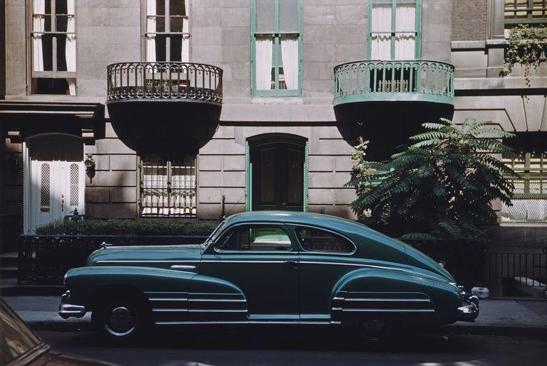 Greenwich Village 1953