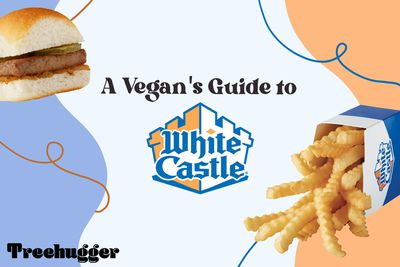 white castle vegan