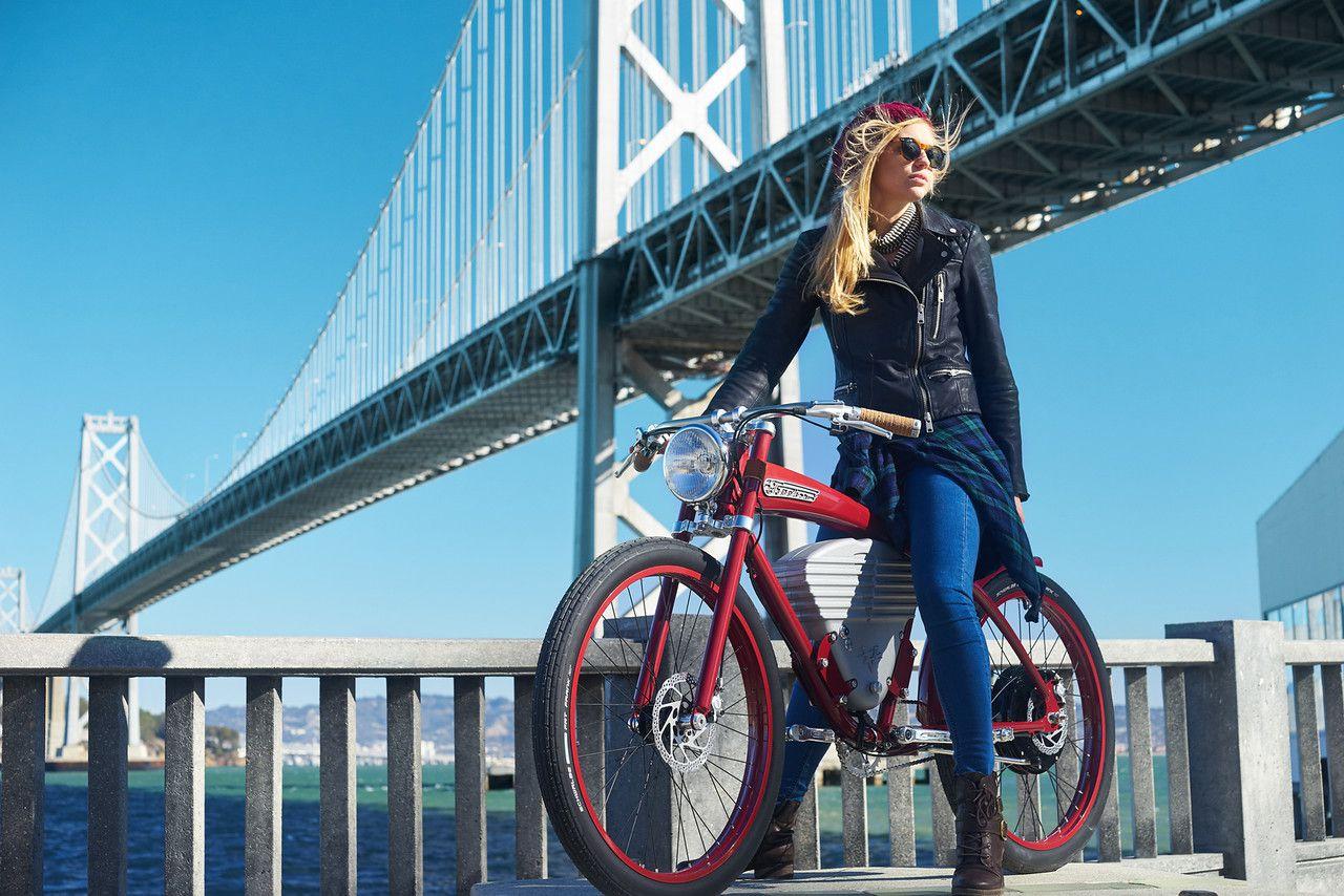 Retro Revolution: Vintage Electric Bikes Combine Old-School Style & Cutting Edge Technology