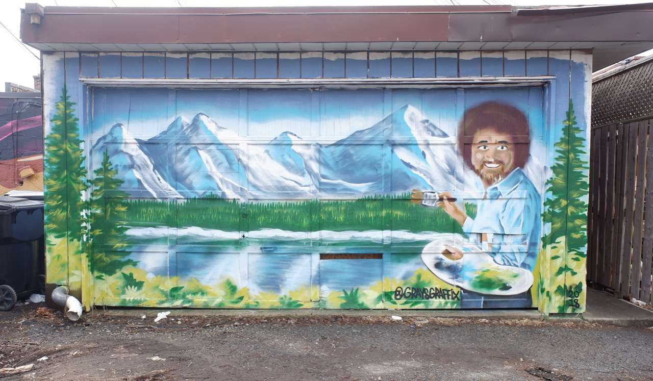 bob painter