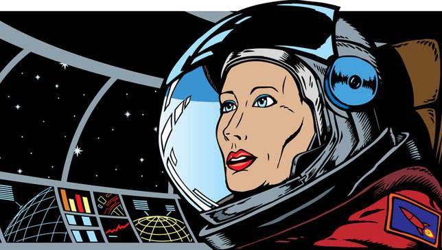 Por qué el primer equipo de misión a Marte debería incluir solo mujeres