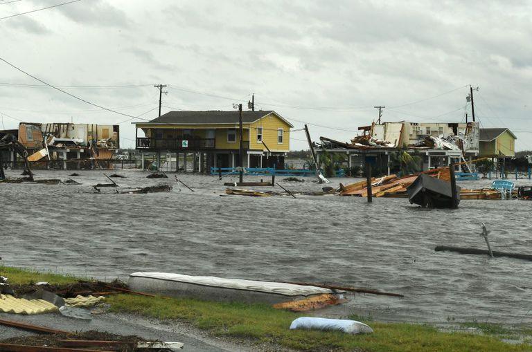 Los efectos secundarios peligrosos y repugnantes de las inundaciones