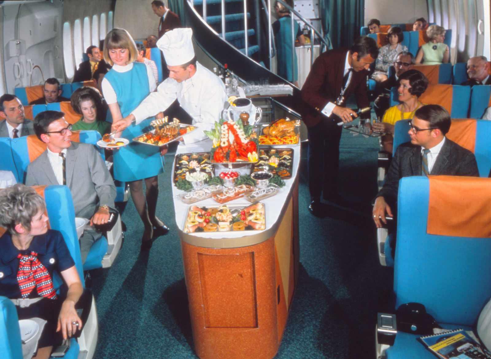 SAS buffet