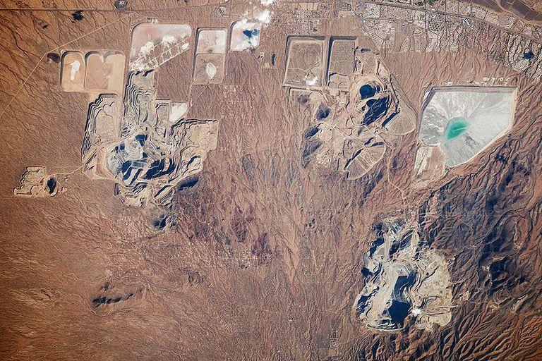 rare earth mine