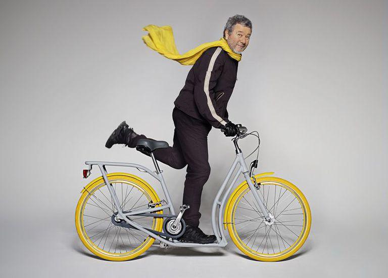 Scooter-Bike de origen público debutará en French Bike Share (vídeo)
