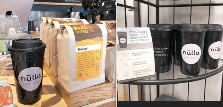 El programa de vasos reutilizables llega a Victoria, Columbia Británica