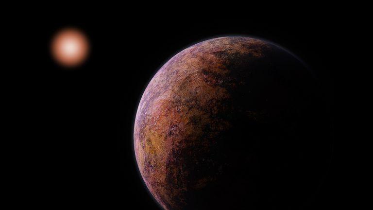Este planeta del tamaño de la Tierra resulta ser nuestro vecino casi de al lado