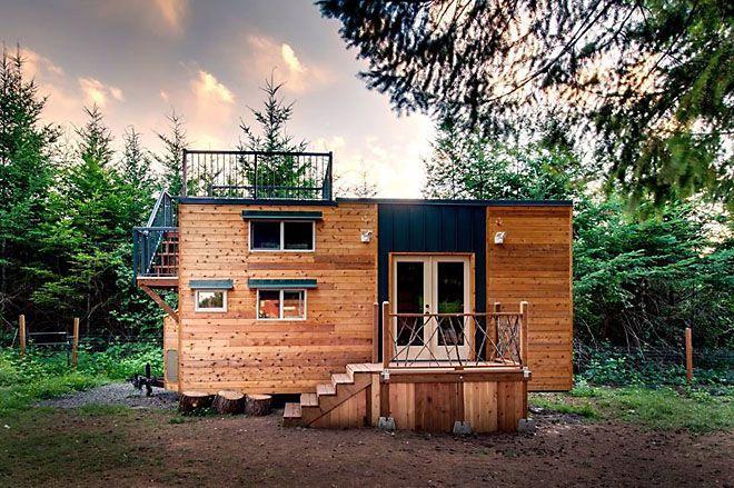 Backcountry Tiny Homes