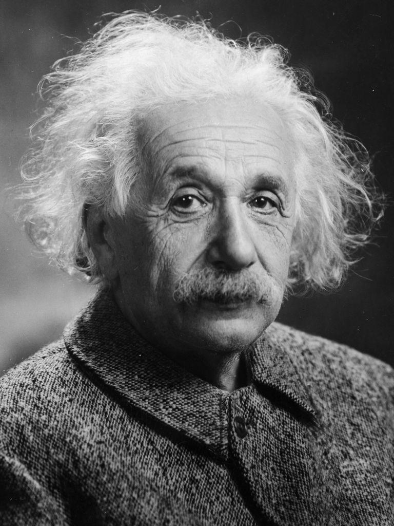 Albert Einstein circa 1947