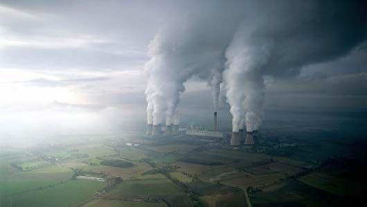 Internalizando los costos externos del carbón