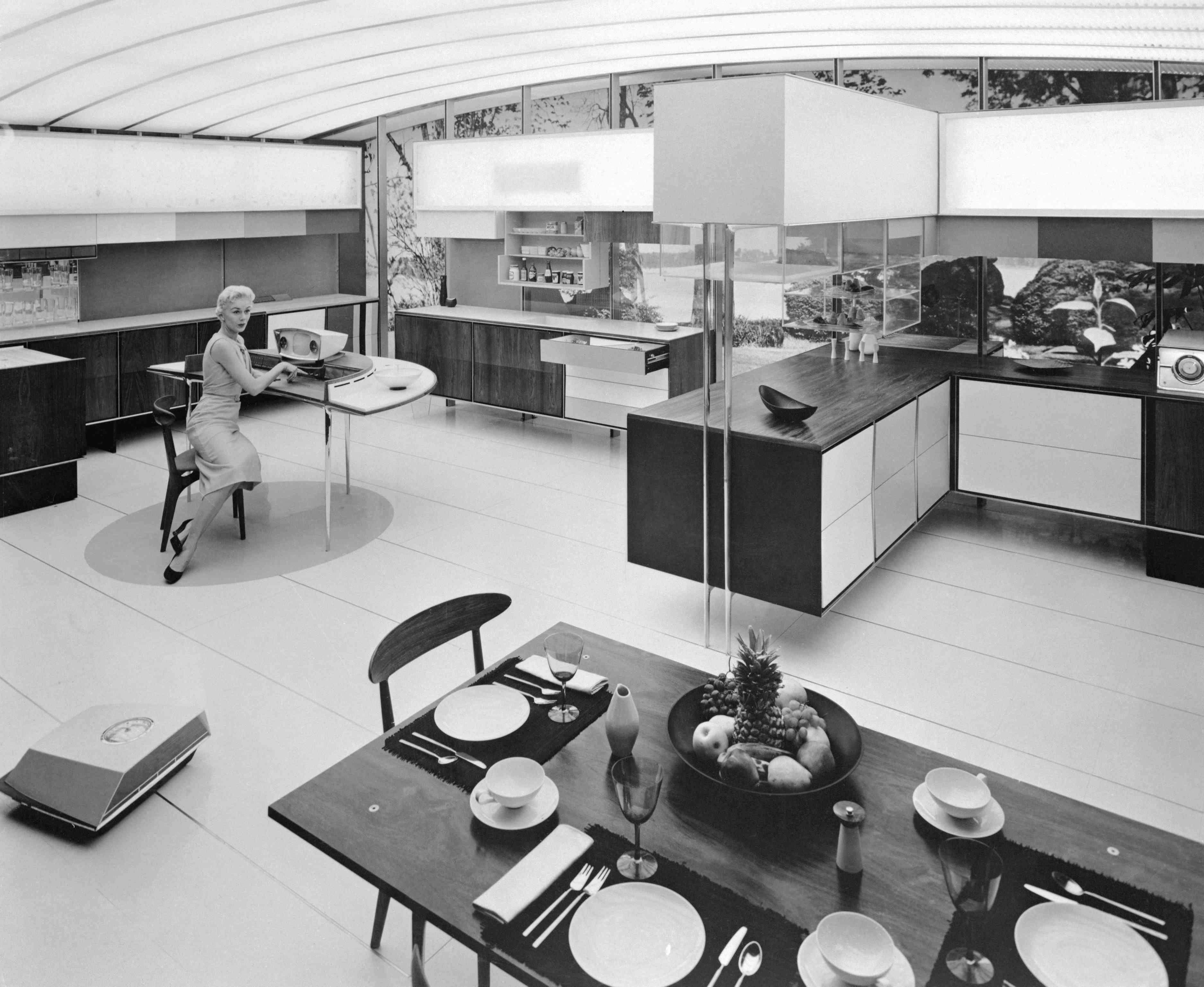 Miracle Kitchen 1957