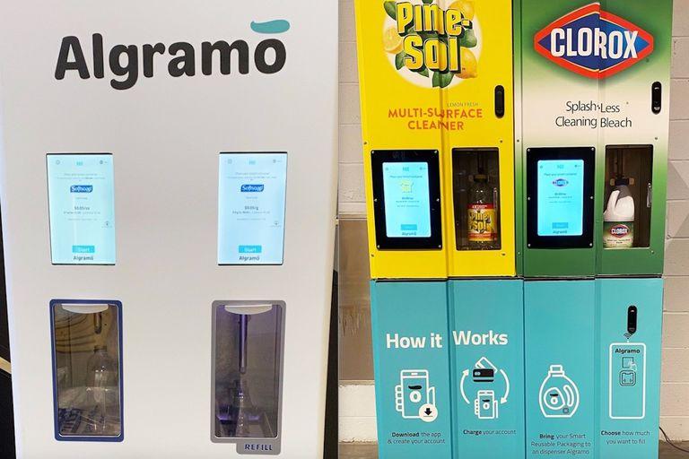 Algramo vending machines