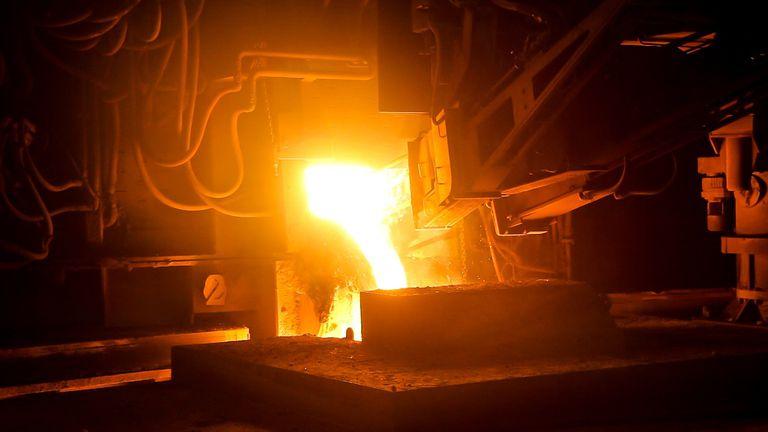 Aligerar: la producción primaria de acero es responsable de hasta el 9 por ciento de las emisiones de CO2