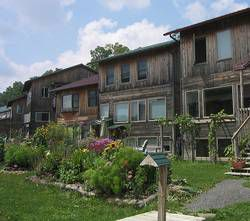 EcoVillage at Ithaca houses