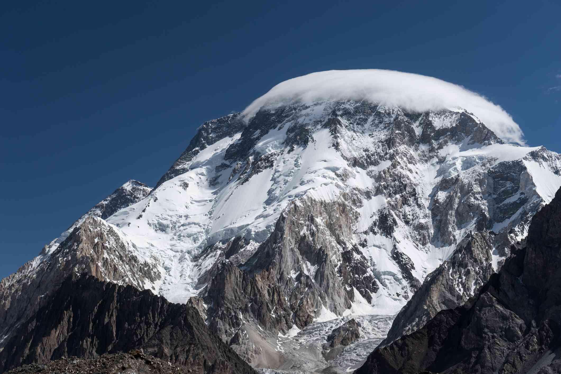 Broad Peak in Concordia, Pakistan