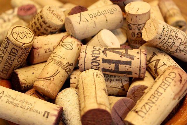 El caso de los tapones de corcho para botellas