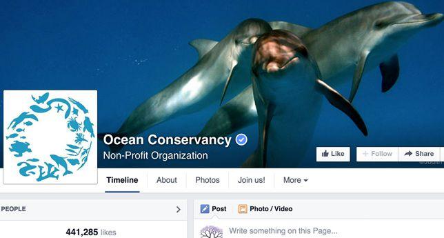 Ocean Conservancy on Facebook