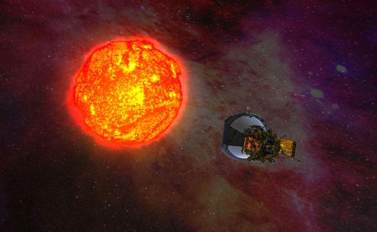 Por qué la NASA quiere 'tocar el sol'