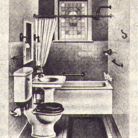 The History Of The Bathroom Part 3 Putting Plumbing Before People