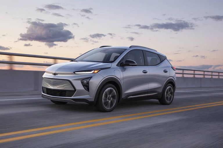 GM recently revamped its Bolt EV.