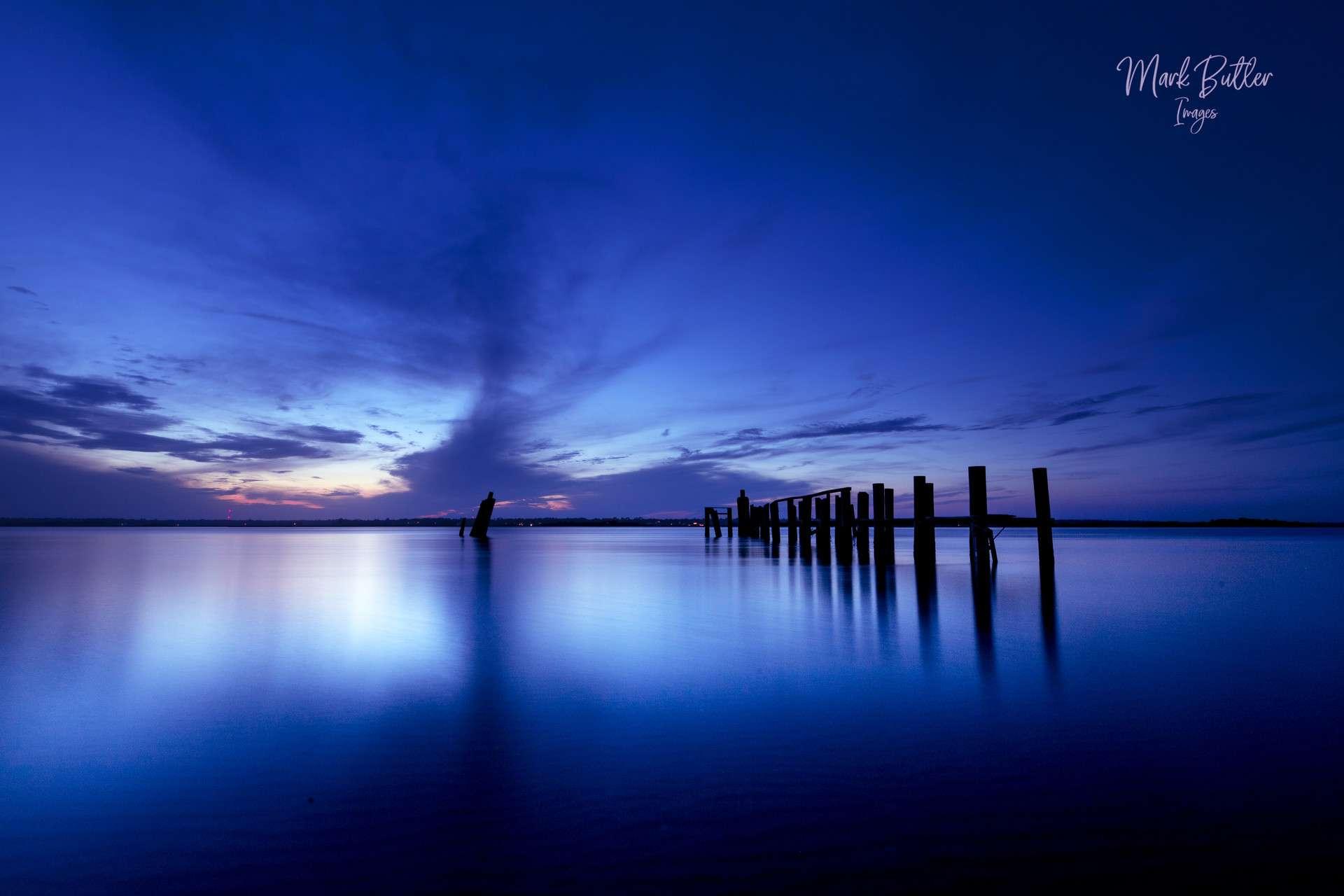 serenity point blue