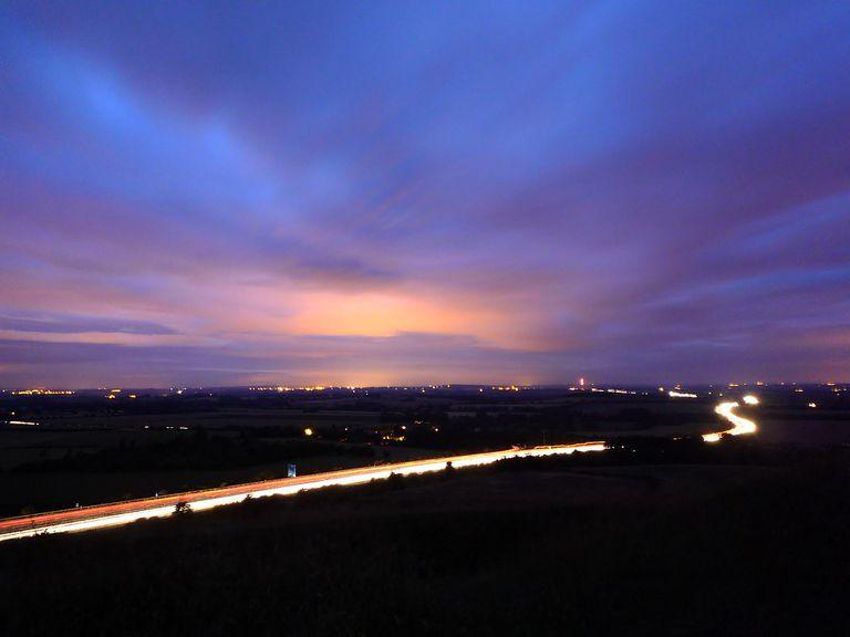 5 formas de reducir la contaminación lumínica