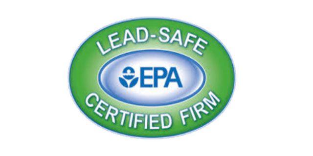 EPA Lead-Safe Certified Seal