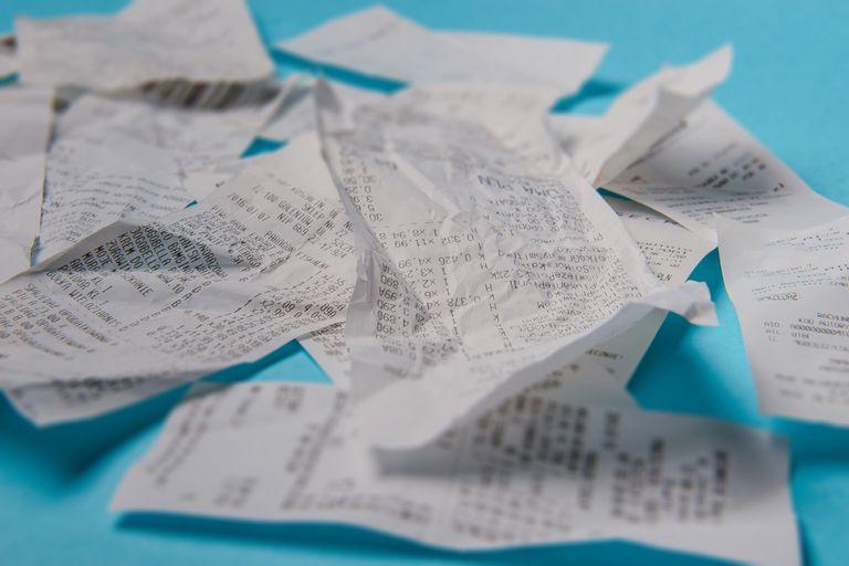 ¿Por qué todavía tenemos recibos en papel?