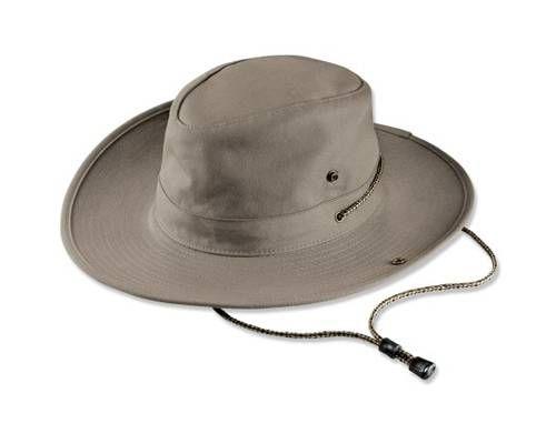 REI explorer hat product shot