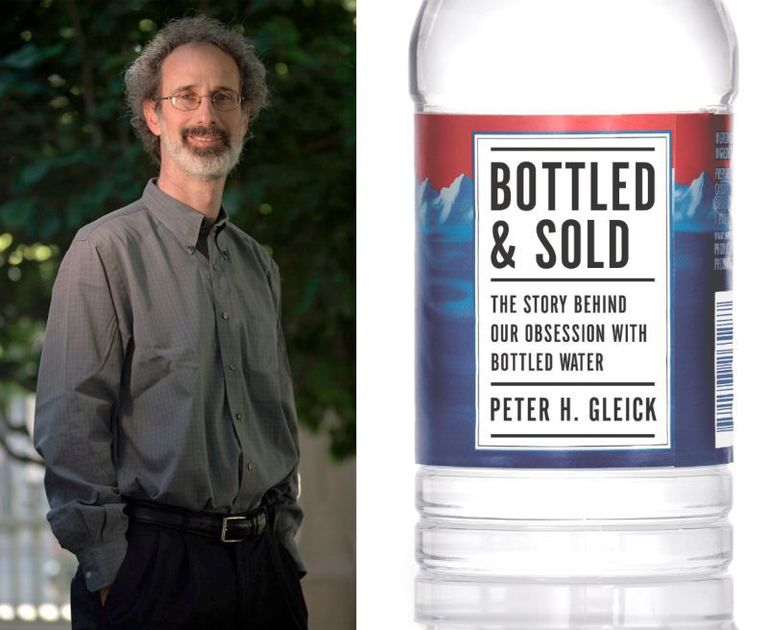 gleick and book cover image