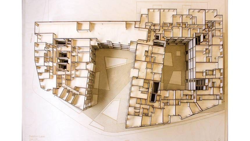 Dalston Lane Plan