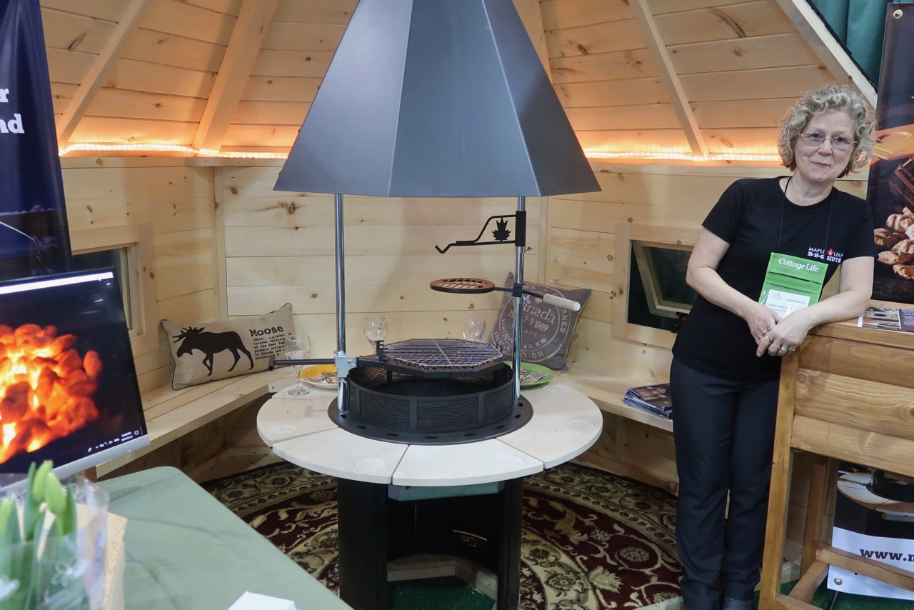 The Latest In Prefab Wood Tiny Houses Is A Hexagonal