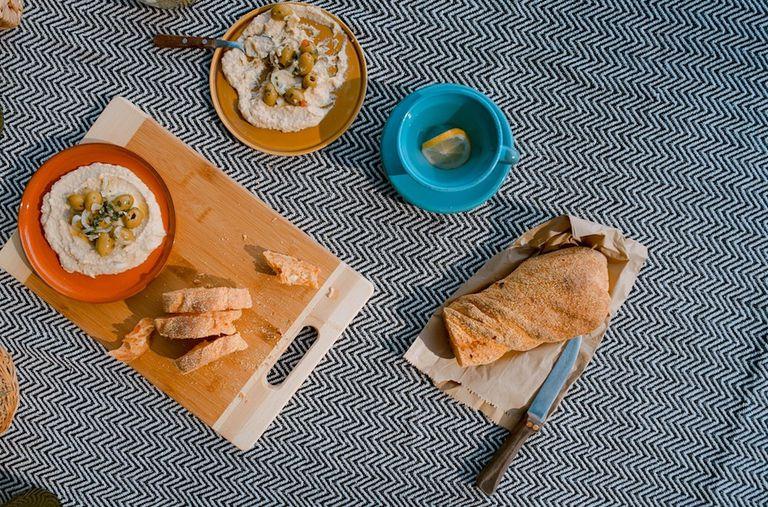 Una receta para un picnic perfecto