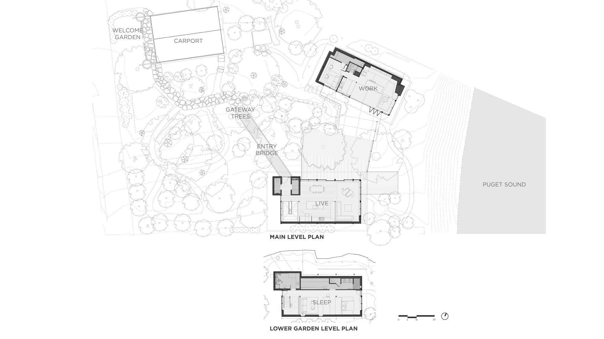 site plan and house plans