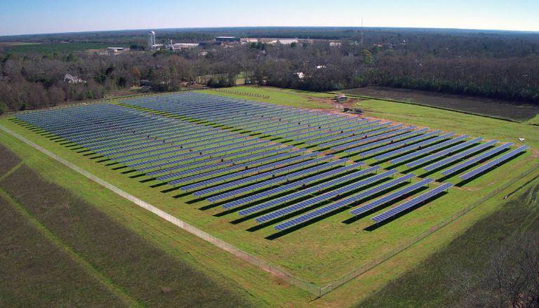 La granja solar de Jimmy Carter ahora alimenta a más de la mitad de su ciudad natal
