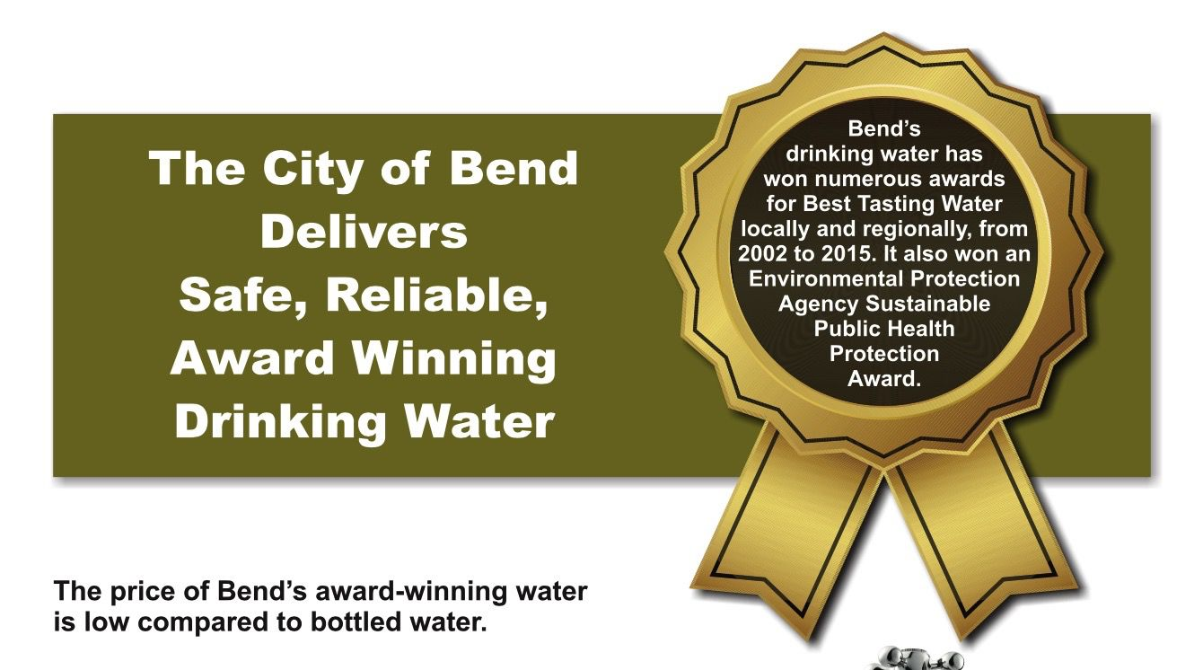 bend water