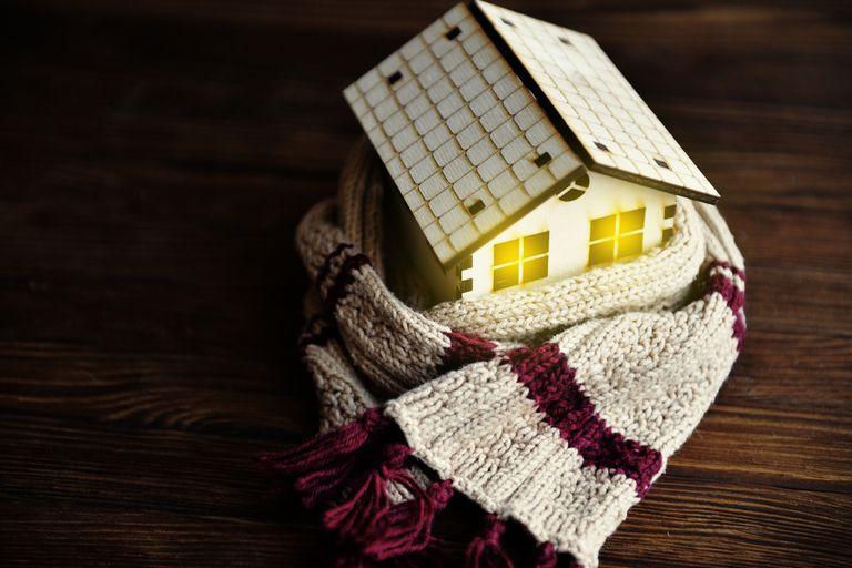 5 formas inusuales de mantener caliente su casa