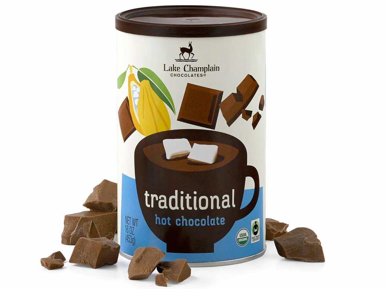 Lake Champlain Chocolates Traditional Organic Hot Chocolate