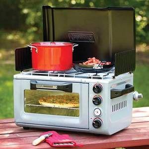 portable propane oven