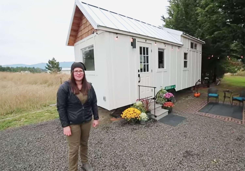 The Tangled Tiny by Tori tiny house exterior