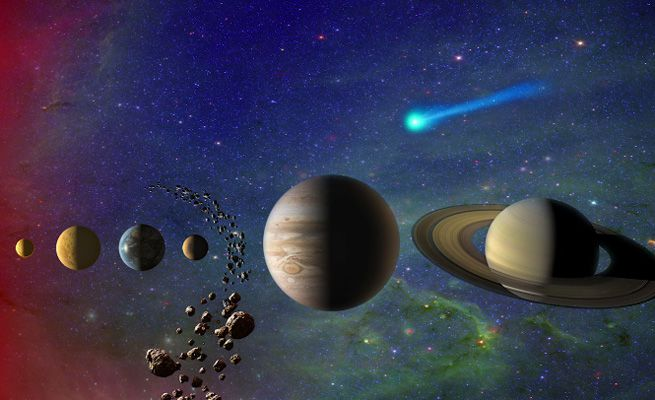 Every Solar System Model You've Seen Is Wrong