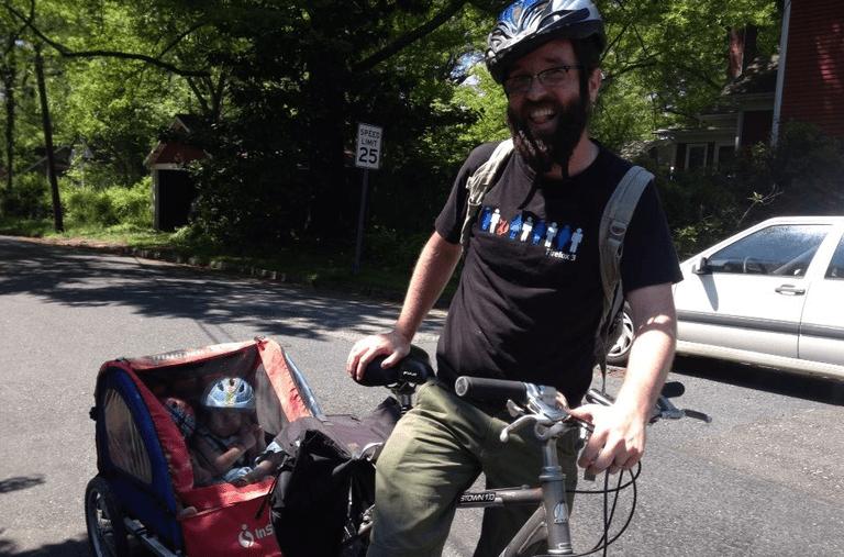 Al promover el desarrollo amigable con las bicicletas, la visibilidad importa