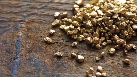 Método limpio y económico para extraer oro descubierto por accidente