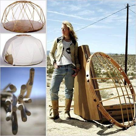 nomad yurt image
