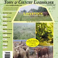 The cover of Small Farm Today