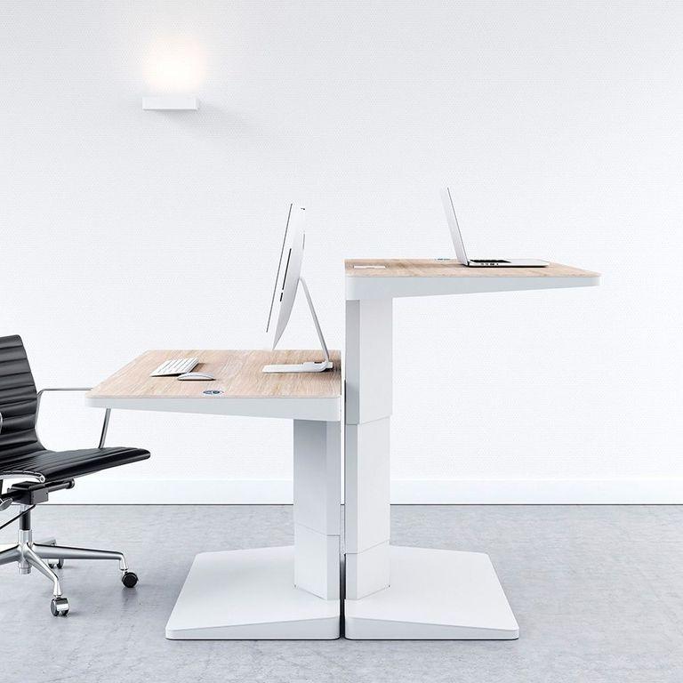 Alpha Desking two desks