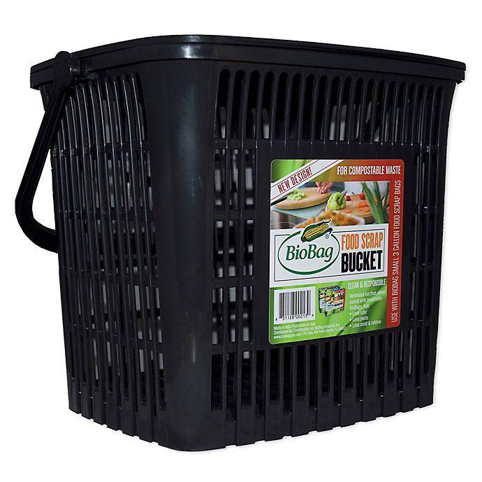 BioBag Kitchen Counter Compost Bucket
