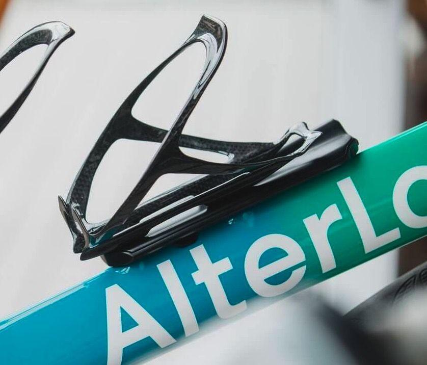 Alterlock under the bottle holder