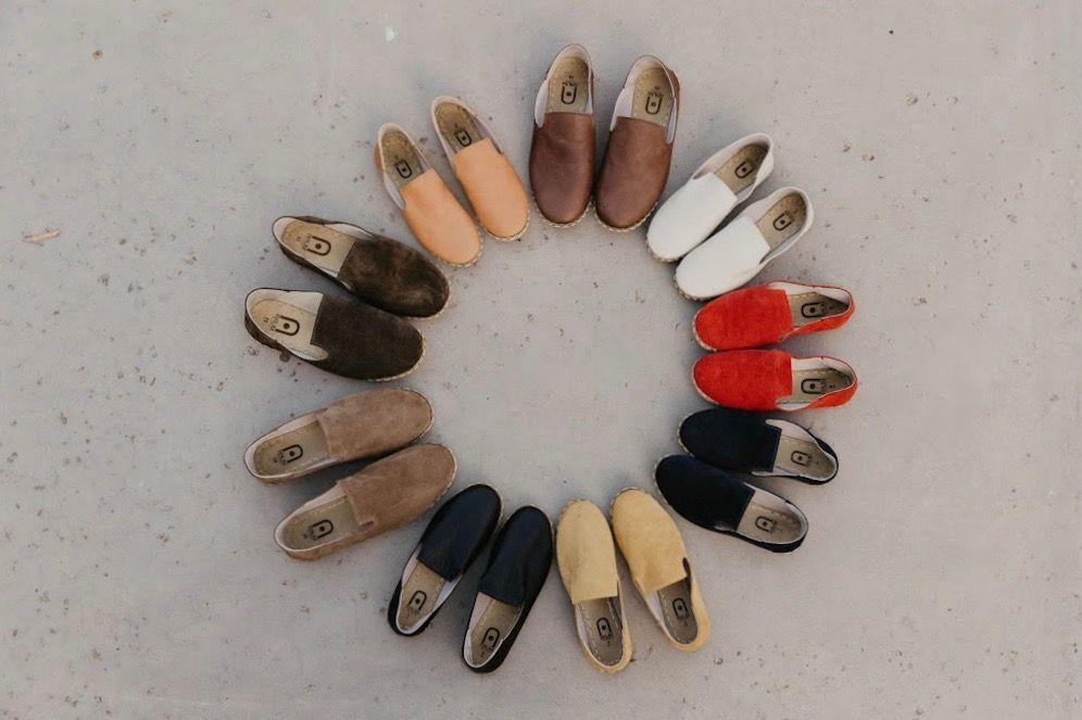 Raum shoes